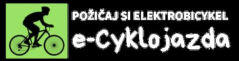Požičovňa elektrobicyklov Drnava: POZICAJSI.BIKE  Logo